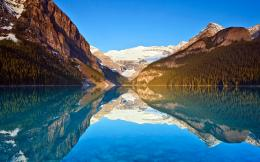 Lake Louise Reflections 849