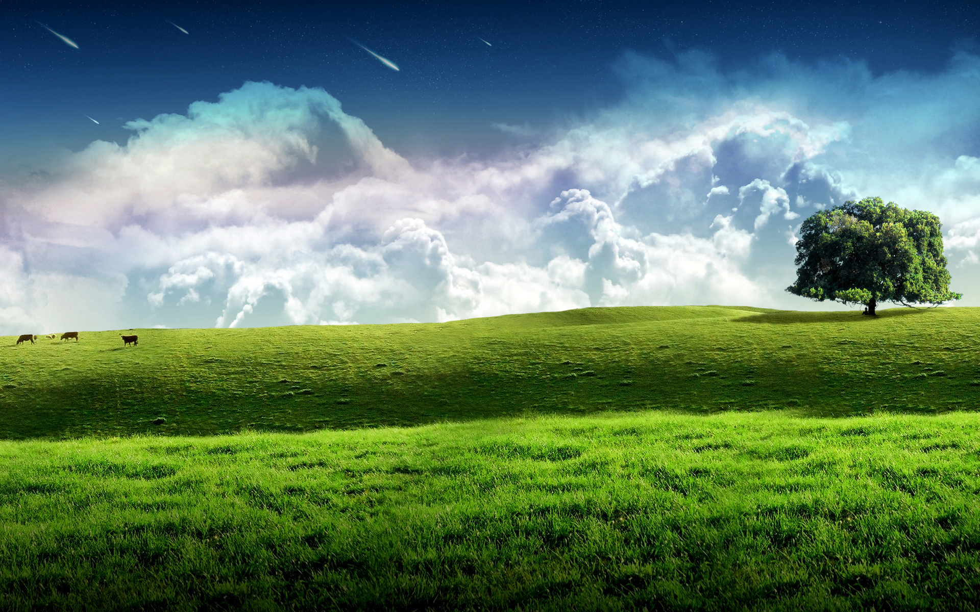 Beautiful Nature Landscape Scene HD Wallpapers 190