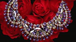 jewelry red roses beautiful wallpaper of high definition free 1028