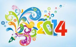 Free Happy New Year 2014 HD Wallpapers Collection Download 1254