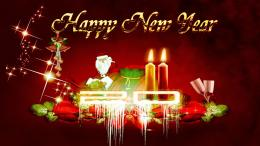 Happy New Year 2014 Wallpaper HD Download 854