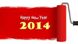 Most Beautiful Happy New Year 2014 HD Wallpapers by techblogstop 23 1294