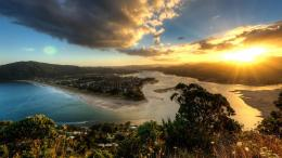tairua new zealand natural scenery wallpaper 1920x1080 1120