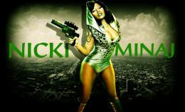 Nicki Minaj hd wallpaper 1854