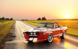 2012 Classic Shelby GT 500CR Convertible 1410
