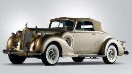 1600x900 Classic Car Classic Packard HD Wallpaper 1221