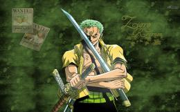File Name : One Piece Zoro HD Wallpaper 1209