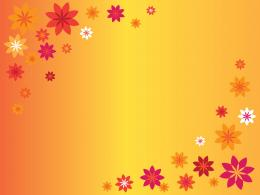 Orange Background Wallpapers 1800