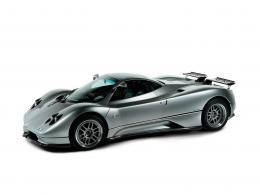 Car Pagani Zonda F Hot Car Hd Desktop Wallpaper 1200×1600 295