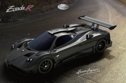Pagani Zonda R Wallpapers 934