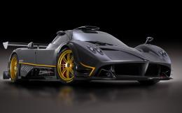 Pagani Zonda R High Definition Wallpaper 798