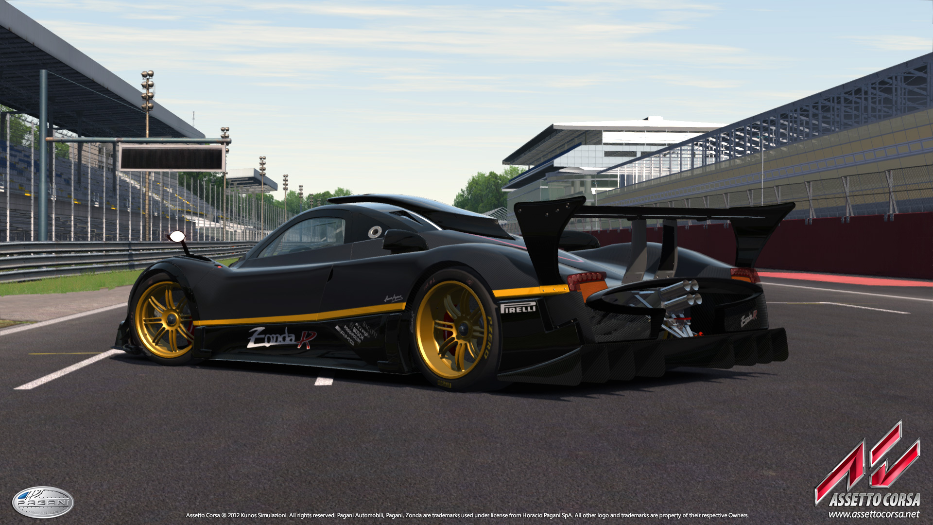 Download This Wallpaper Wallpaper From: racesimcentral com Report 1737