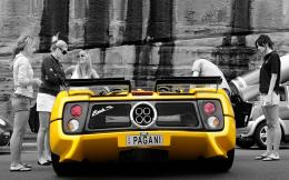 Pagani Zonda Hd Wallpaper Pagani zonda hd wallpapers 1326