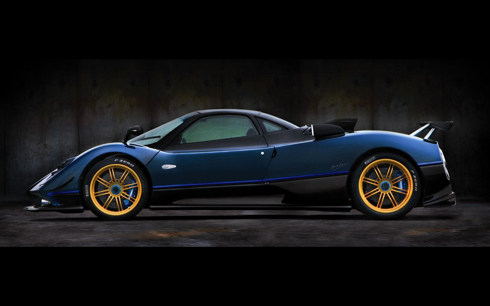 Pagani Tricolor Zonda HD wallpapers 1779