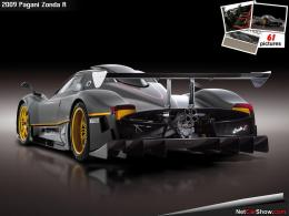 Pagani Zonda R Wallpapers 1554