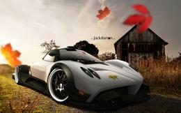 cars HD Wallpapers, Cool desktop backgrounds, Pagani Zonda Car High 1103