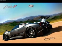 Pagani Zonda HD Wallpapers 1077