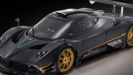 Pagani Zonda R Wallpapers 813