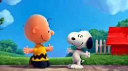 charlie brown & snoopy in The Peanuts Movie 2015 HD wallpapers for 1901