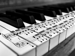 music notes piano wallpapers Music Notes Piano Wallpapers 478