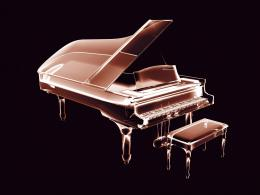Neon piano wallpapers and images 244
