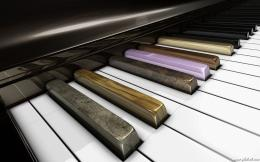 Piano Keys HD Wallpaper 1507