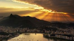 Rio De Janeiro Hd Desktop Panorama Wallpaper with 1920x1080 Resolution 1062