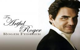 Roger Federer The Artful Roger HD Wallpaper jpg 806