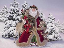 Christmas Santa Claus Wallpaper 1511