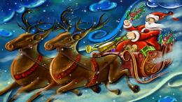 Christmas WallpapersFree Christmas 2012 Santa Claus HD Wallpapers 257