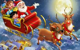 Santa Claus Christmas Wallpapers 1642