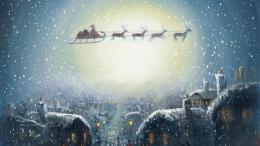 Christmas WallpapersFree Christmas 2012 Santa Claus HD Wallpapers 810