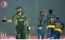 Shahid Afridi Getting Out Picture 1481