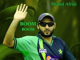 shahid afridi desktop wallpaper shahid afridi hd wallpaper shahid 1205