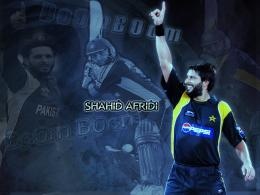 Shahid Afridi New Wallpaper with 1024x768 Resolution 1944