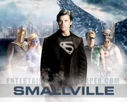 Smallville Wallpaper 1280x1024 1042