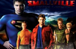 Smallville Smallville Wallpaper:Justice League 1700