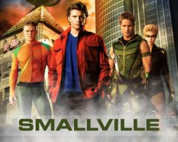 Smallville Desktop Wallpaper 909