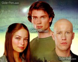 wallpaper Smallville, Smallville, film, movies free desktop wallpaper 1124