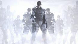 Metal Gear Solid Snake Wallpapers Res 835
