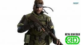 Metal Gear Solid Snake Eater D Game Wallpaper with 1366x768 Resolution 549