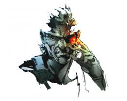 Solid Snake Metal Gear Old Desktop X Wallpaper with 1280x1024 773