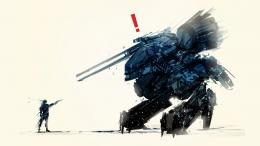 Metal Gear Rex Solid Snake Duel Wallpaper 108