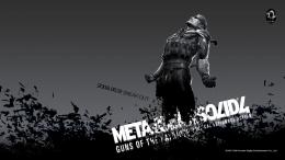 Metal Gear Solid 4 Wallpaper 321