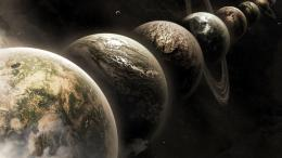 Space Meteoroids HD wallpapers 316