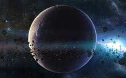 Meteors Planet hd wallpaper in Space 1777