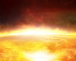 Space Sun Desktop Wallpapers 312