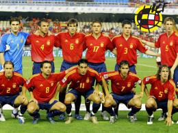 Spain Football Wallpaper with 1024x768 Resolution 666