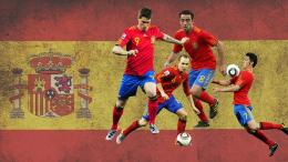 Exchange wallpaper » Sport pictures » Spain Football Team wallpapers 407