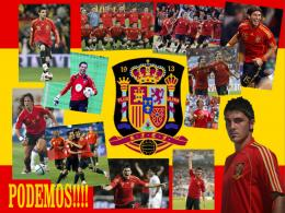 Spain Football Team Free Screensavers Wallpaper with 1024x768 959